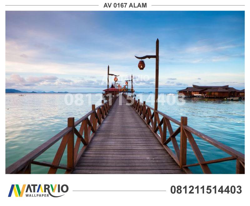 Jual Wallpaper Sticker Jakarta