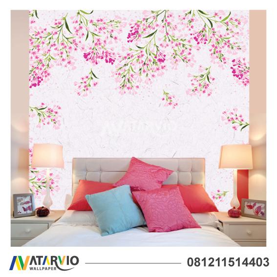 Tips memilih Wallpaper Untuk Kamar