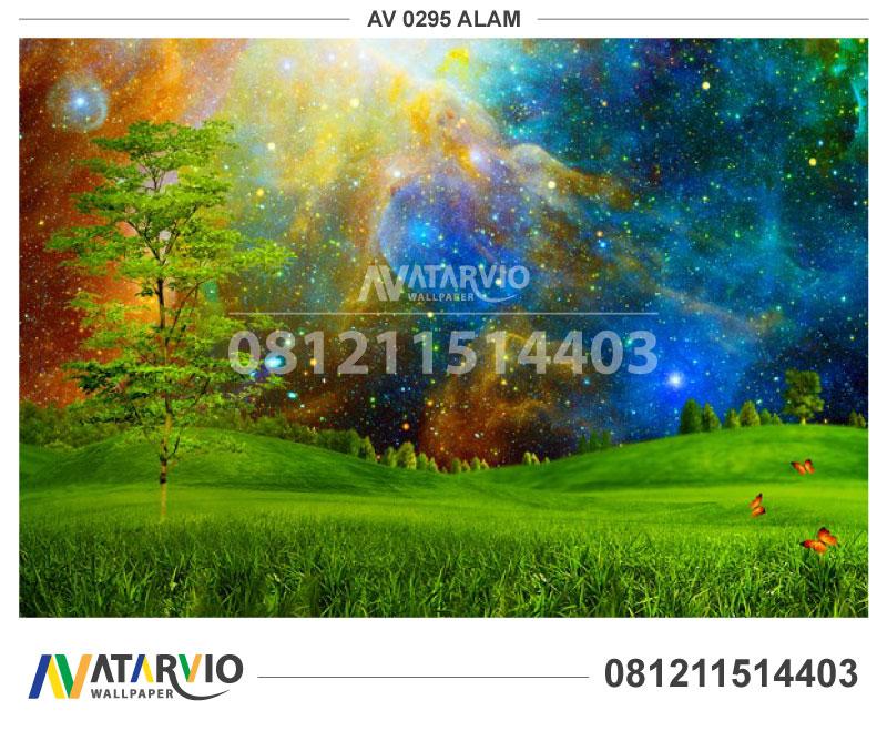Jual Wallpaper Custom Permeter